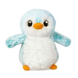 Aurora World 73888 - Plüschtier - Pompom Pinguin, 6 Zoll / 15 cm, blau - 1