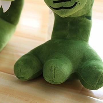 Dinosaurier Plüsch Cuddle Toys Stofftier Plüschtier Kuscheltier Dinosaurier 40 cm Lang Figur für Baby Jungen Mädchen Kinder … - 4