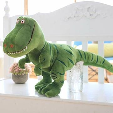Dinosaurier Plüsch Cuddle Toys Stofftier Plüschtier Kuscheltier Dinosaurier 40 cm Lang Figur für Baby Jungen Mädchen Kinder … - 5