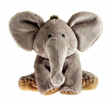 Schaffer 4230 Elefant Sugar, 13 cm, Plüsch, Plüschtier, Plüschelefant, Kuscheltier - 1