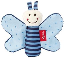 sigikid, Mädchen und Jungen, Greifling Schmetterling, Blau, 41180 - 1