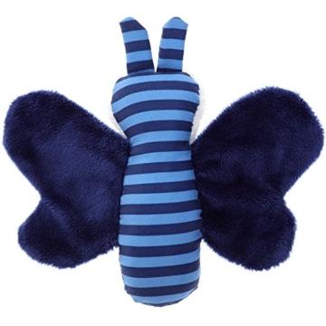 sigikid, Mädchen und Jungen, Greifling Schmetterling, Blau, 41180 - 4