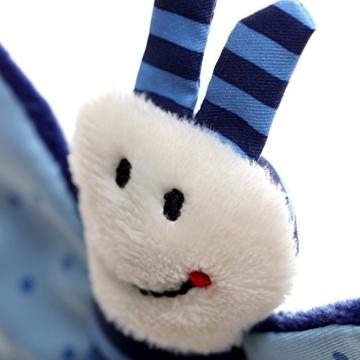 sigikid, Mädchen und Jungen, Greifling Schmetterling, Blau, 41180 - 5