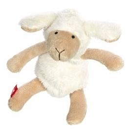 sigikid, Mädchen und Jungen, Stofftier, Mini Schaf, Sweety, Weiß, 38822 - 1