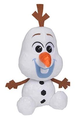 Simba 6315877556 Disney Frozen 2, Chunky Olaf, 25cm, Mehrfarbig - 1