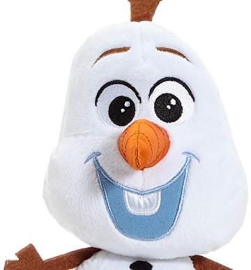 Simba 6315877556 Disney Frozen 2, Chunky Olaf, 25cm, Mehrfarbig - 4
