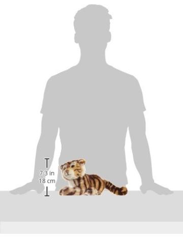 Steiff 066269 - Radjah Baby Schlenker Tiger 28 cm liegend - 2