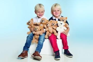 Steiff 111327 - Teddybär Fynn, beige, 28 cm - 3