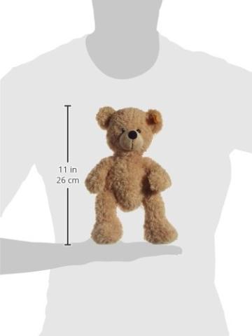 Steiff 111327 - Teddybär Fynn, beige, 28 cm - 4