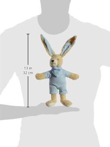 Steiff 237508 Hoppel 20 blau Hase - 3